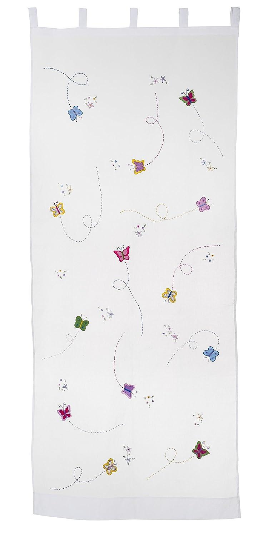 Kinderzimmer Vorhang \'Butterfly\': Amazon.de: Baby