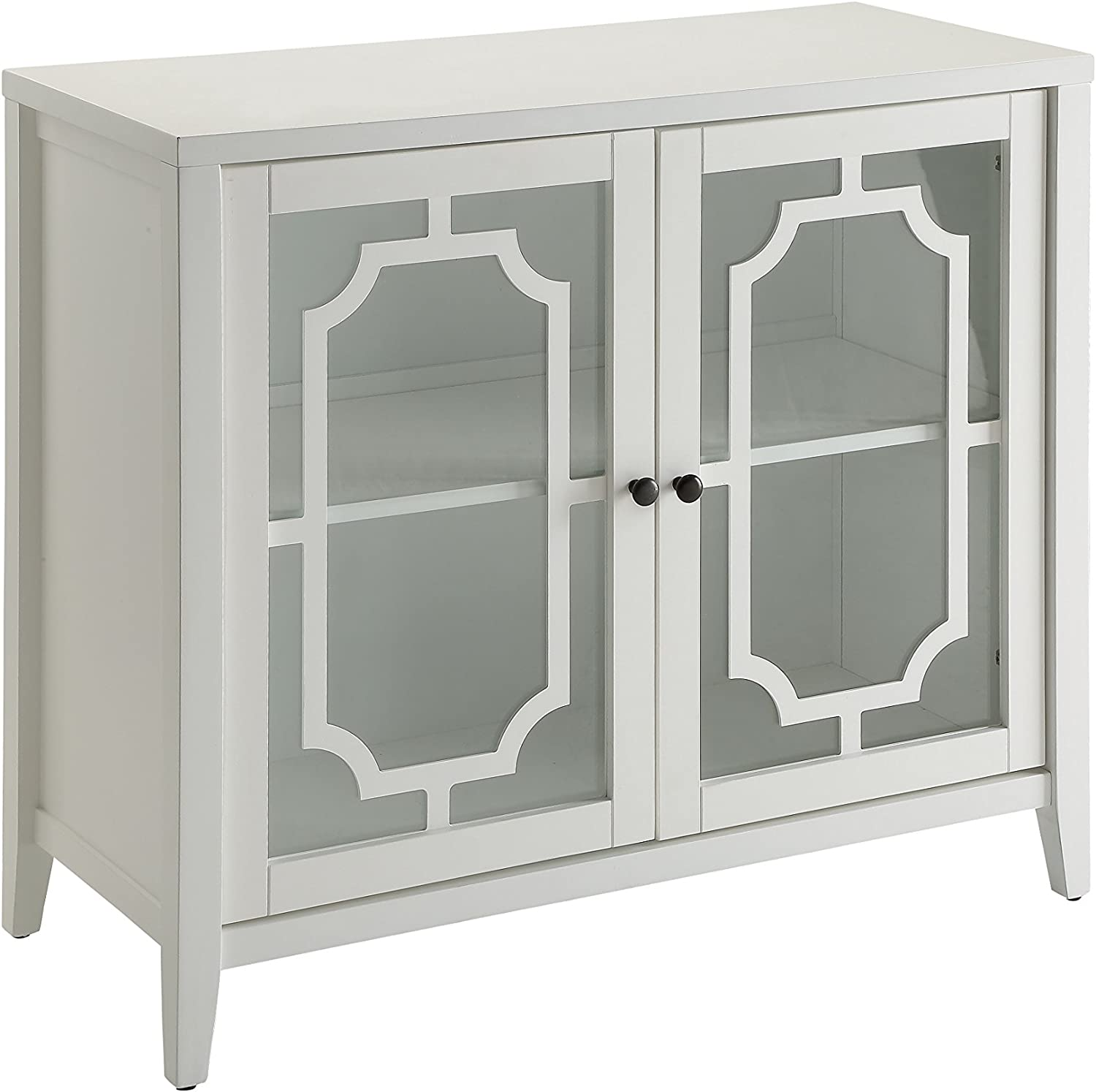 ACME Ceara Console Table - 97384 - White