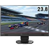 【Amazon.co.jp限定】EIZO 23.8型ゲーミングモニター FORIS (IPS/フレームレス/HDMI×2/DVI-D/5年間&無輝点保証/クリーナー付属) FS2434-RAZ