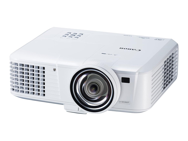 Canon LV-WX300ST - Proyector WXGA (1280 x 800, 3000 lúmenes, HDMI ...
