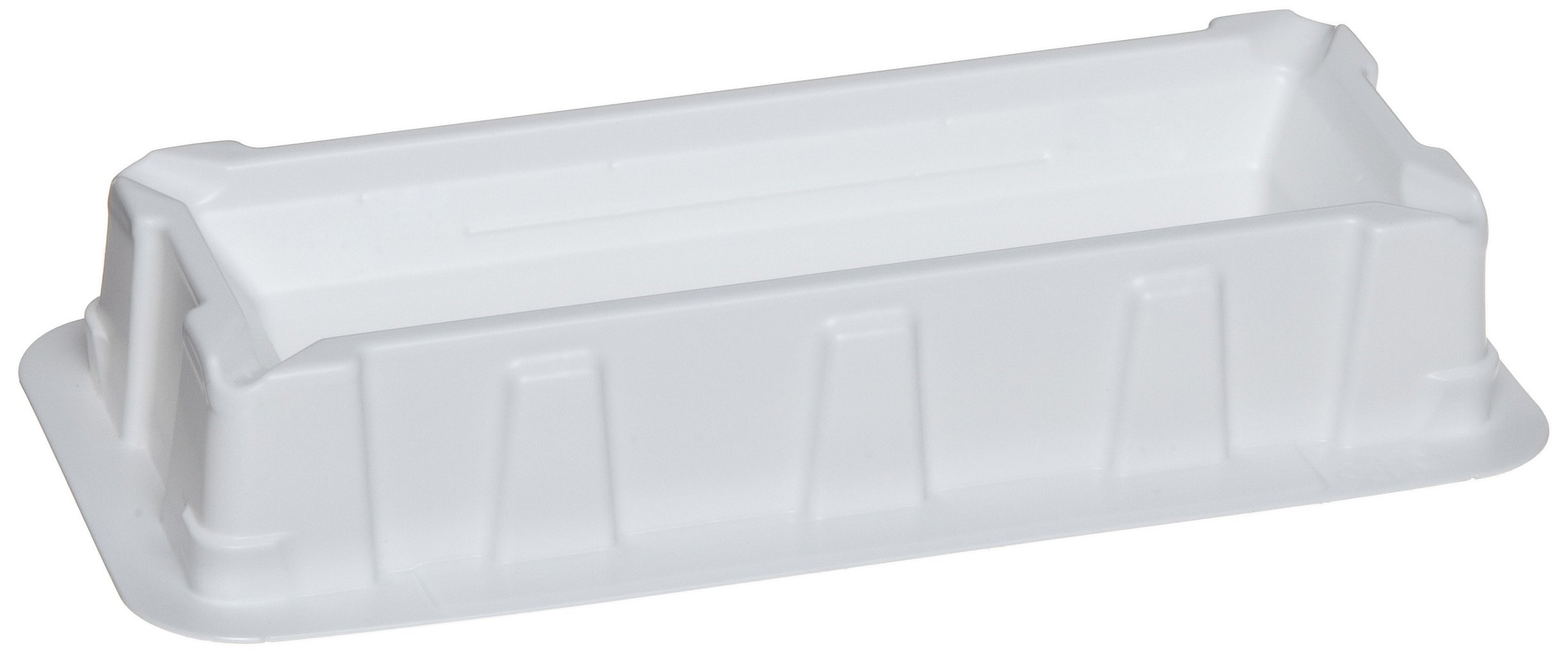 Chemglass CLS-3798-007 Pipetting Reservoir, 25mL Capacity, Polystyrene, White (Pack of 100)