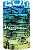 Noise NOIHWP175 13-in-1 Antique Bicycles Multifuntional  Polyester Bandana, Free Size (Blue/Brown/Black)