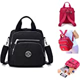 Women's Handbag,Charminer Women's Casual Shoulder Bags Nylon Backpack