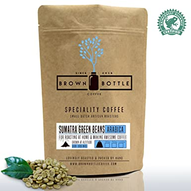 Natures way green coffee bean