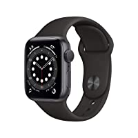 Deals on Apple Watch Series 6 40mm GPS Sport Smartwatch
