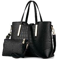 TcIFE Purses Satchel Handbags for Women Shoulder Tote Bags Wallets