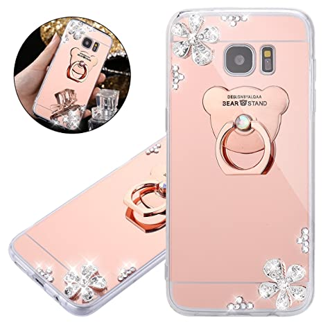 custodia samsung galaxy s7 edge brillantini