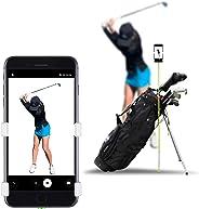 SelfieGOLF Record Golf Swing - Cell Phone Holder Golf Analyzer Accessories | Winner of The PGA Best Product | Selfie Putting