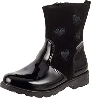 2b497108f64 Ricosta Hannah Black Boots (EU 28/UK 10.0, Black): Amazon.co.uk ...