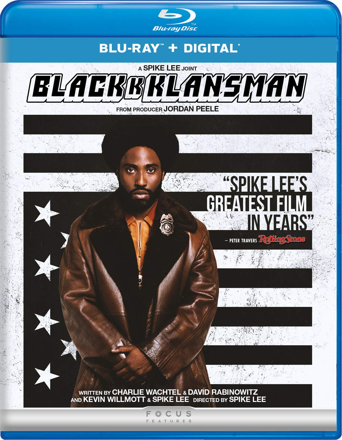 Blu-ray : Blackkklansman (Digital Copy)