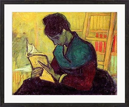 Amazon.com: The Novel Reader, 1888 by Vincent