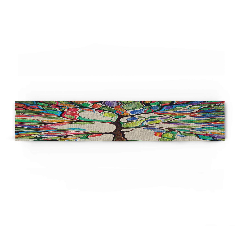 Amazon.com: Beauty Decor Polyester Fabric Tree of Life ...