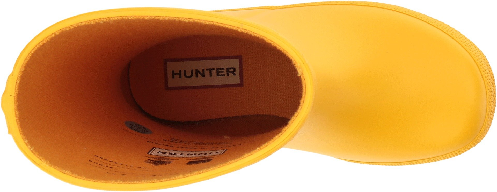 Hunter Kids Unisex First Classic (Toddler/Little Kid) Yellow 6 M US Toddler by Hunter Kids (Image #2)