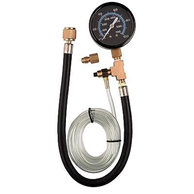 Actron CP7818 Fuel Pressure Tester Kit,Black: Automotive