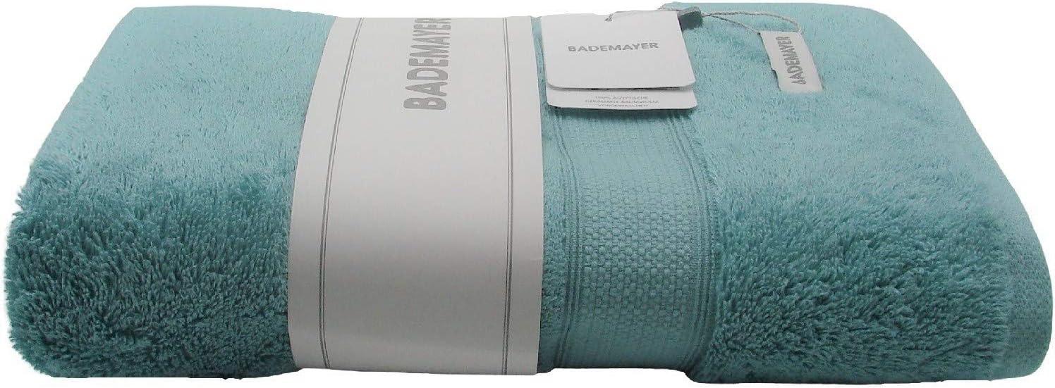 Giza 90 x 160 cm Gro/ß Fusselfrei Premium-Qualit/ät Duschtuch Blau Bademayer Frottier Badetuch aus 100/% /Ägyptischer Baumwolle