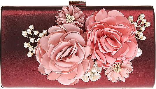 Girly Handbags Fleurs Briller Pochette