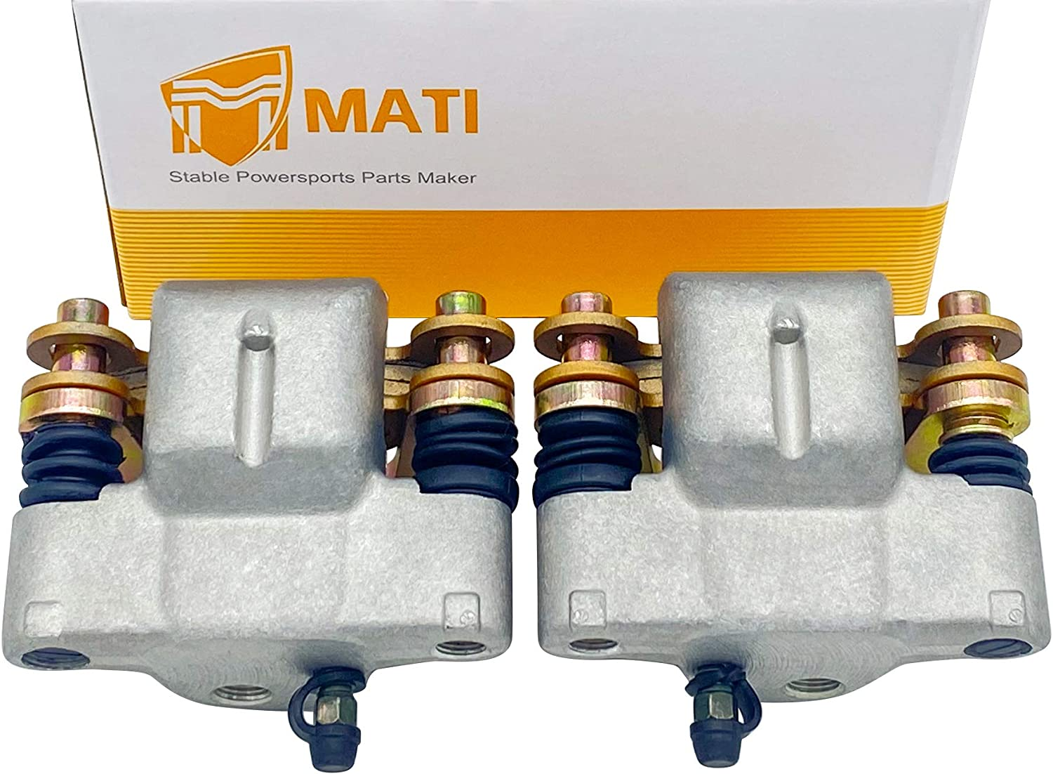 Parts Front Left Right Brake Caliper Assembly for Polaris Big Boss ...