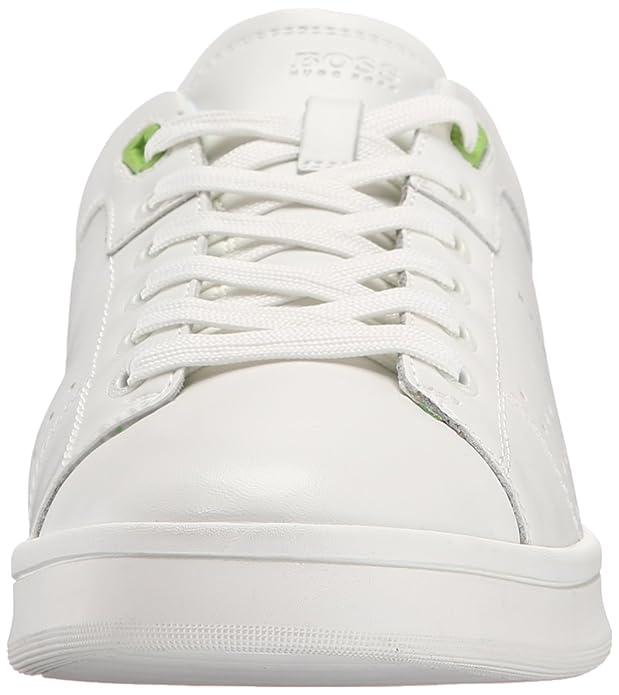Amazon.com: Hugo Boss Boss Green Men's Ray Adventure Fashion Sneaker,  White, 8 M US: Shoes