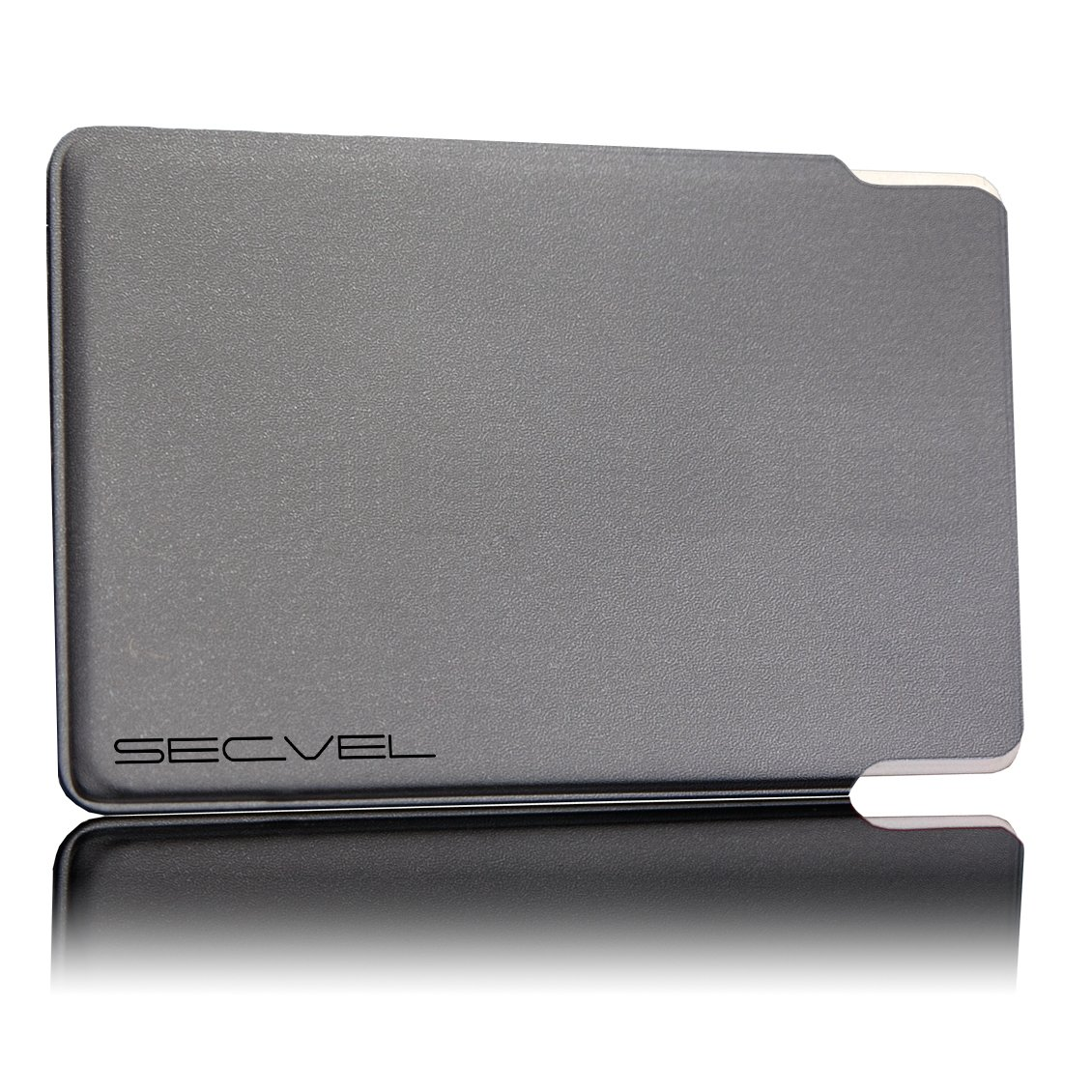 SECVEL Kartenschutzhülle Klassik - RFID/NFC & Magnetfeld Schutz - Weiß SECVEL Technologies GmbH