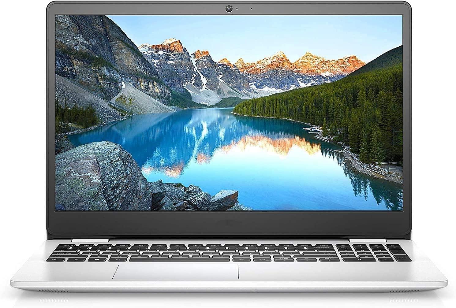 New_Dell_Inspiron 15 3000 FHD 15.6 Inch Laptop Student Business Computer, AMD Ryzen 3 (Beat Intel Core i3-10110U), 8GB RAM, 256GB SSD, HDMI, WiFi, Bluetooth, Win 10, 1-Week AimCare Sup.