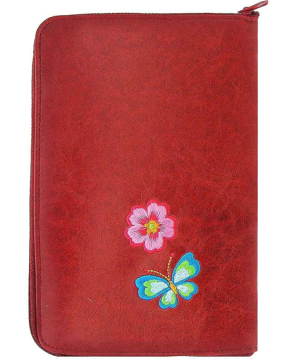 Amazon.com: LAVISHY - Bolsa de piel sintética para viaje ...
