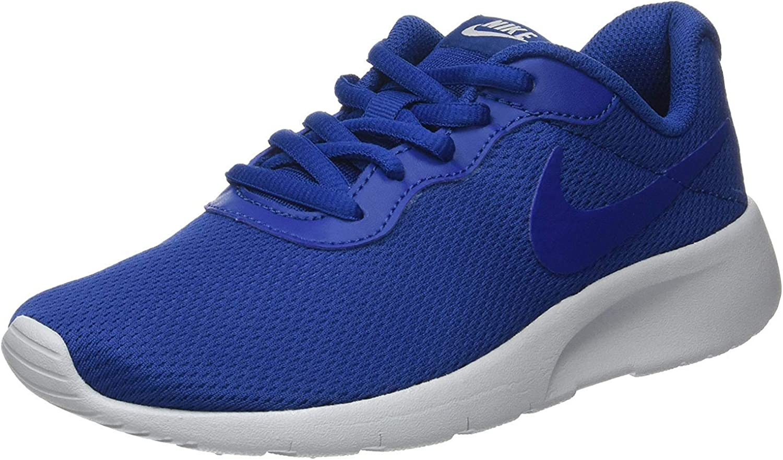 Nike Boys' Tanjun (GS) Trainers, Blue