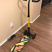 Amazon.com: Swagtron Cali Drift Patinete eléctrico plegable ...