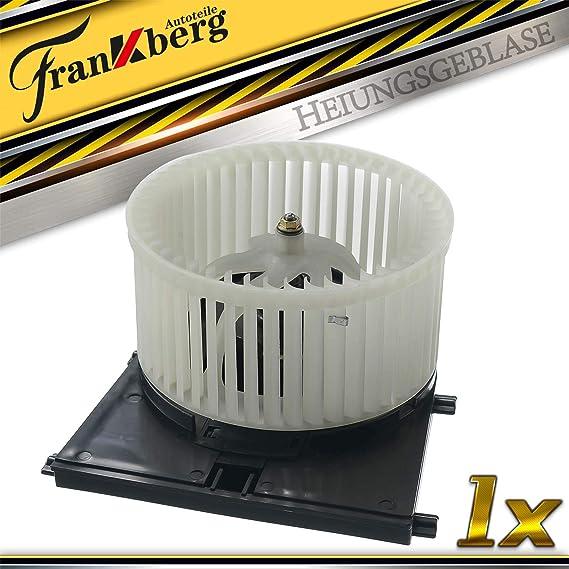 Soplador de aire de calefacción de motor para A3 Leon Golf 4 Bora Polo 1995-2013 1J1819021: Amazon.es: Coche y moto