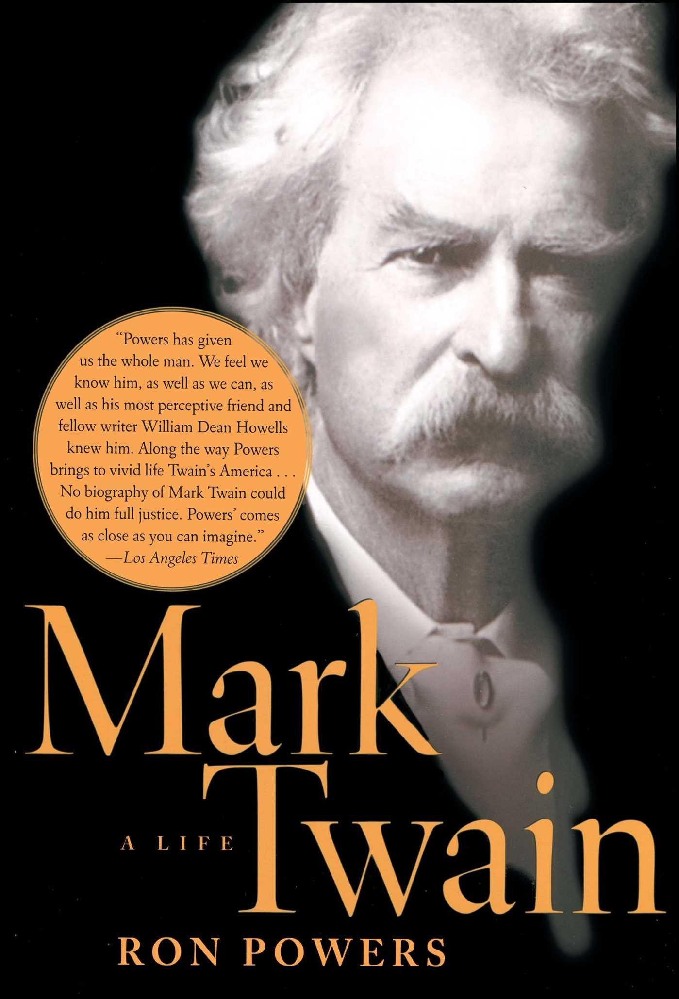Mark Twain: A Life: Amazon.es: Powers, Ron: Libros en idiomas ...