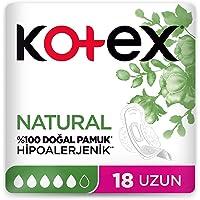 Kotex Natural Ultra Quadro Uzun 18'li 1 Paket (1 x 137 g)