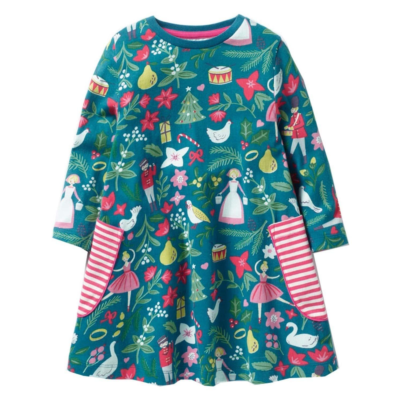 451b69d2b47 Christmas Dresses Size 7 Girls