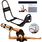 IdealStretch-Original- Hamstring Stretching Device with Instruction Card - Ideal Leg Stretcher, No Need for A Stretching…