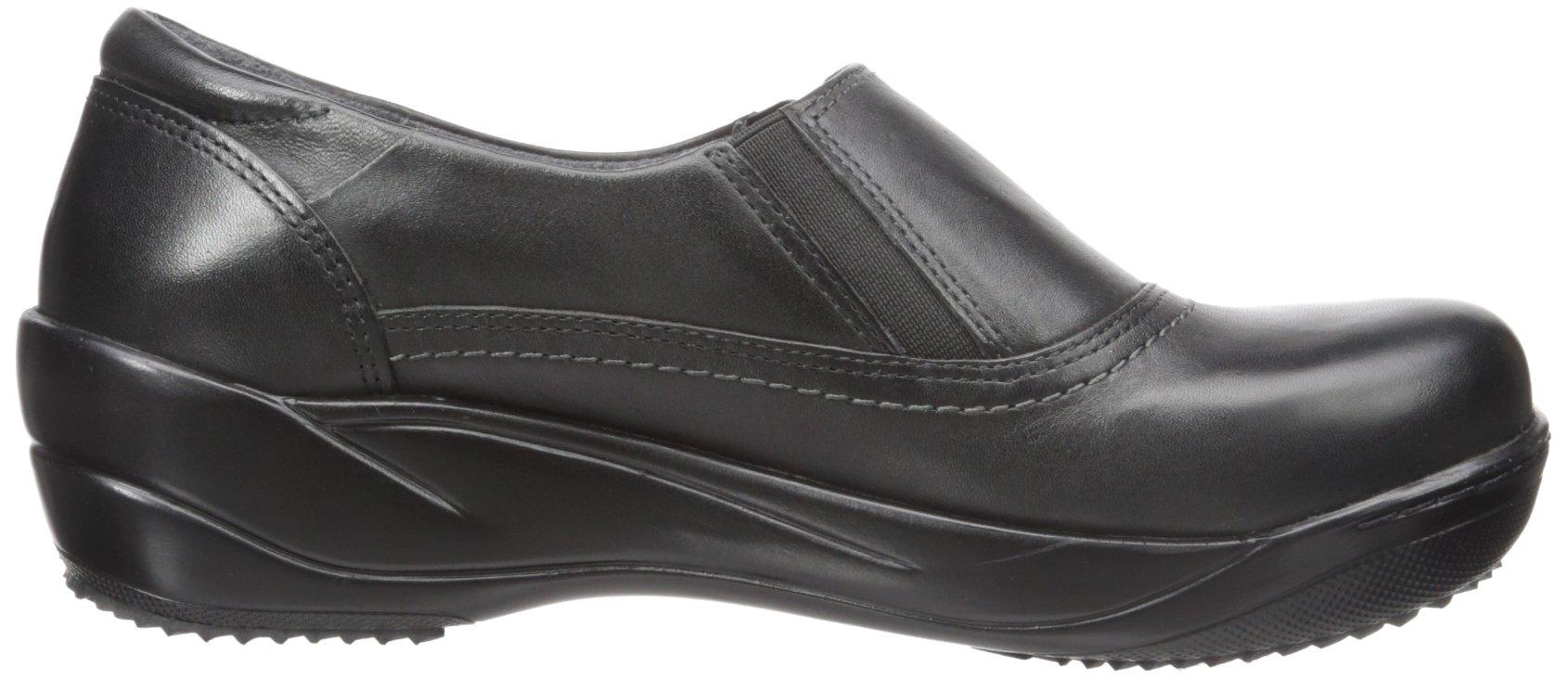 Cherokee Women's Maggie Health Care & Food Service Shoe, Black, 8 M US by Cherokee (Image #7)