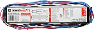 GE ProLine GE286MAX-HO-N - 63888 T8 High Output Fluorescent Ballast
