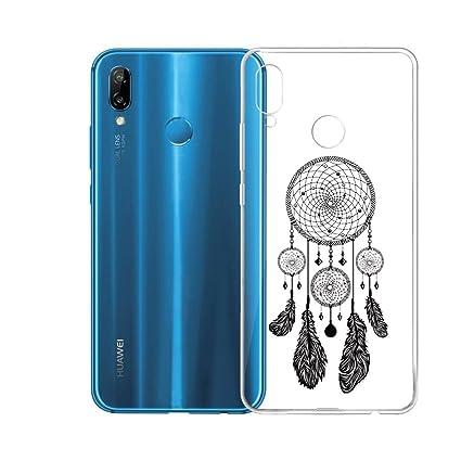 IJIA Case for Huawei Nova 3e/Huawei P20 Lite (5.8