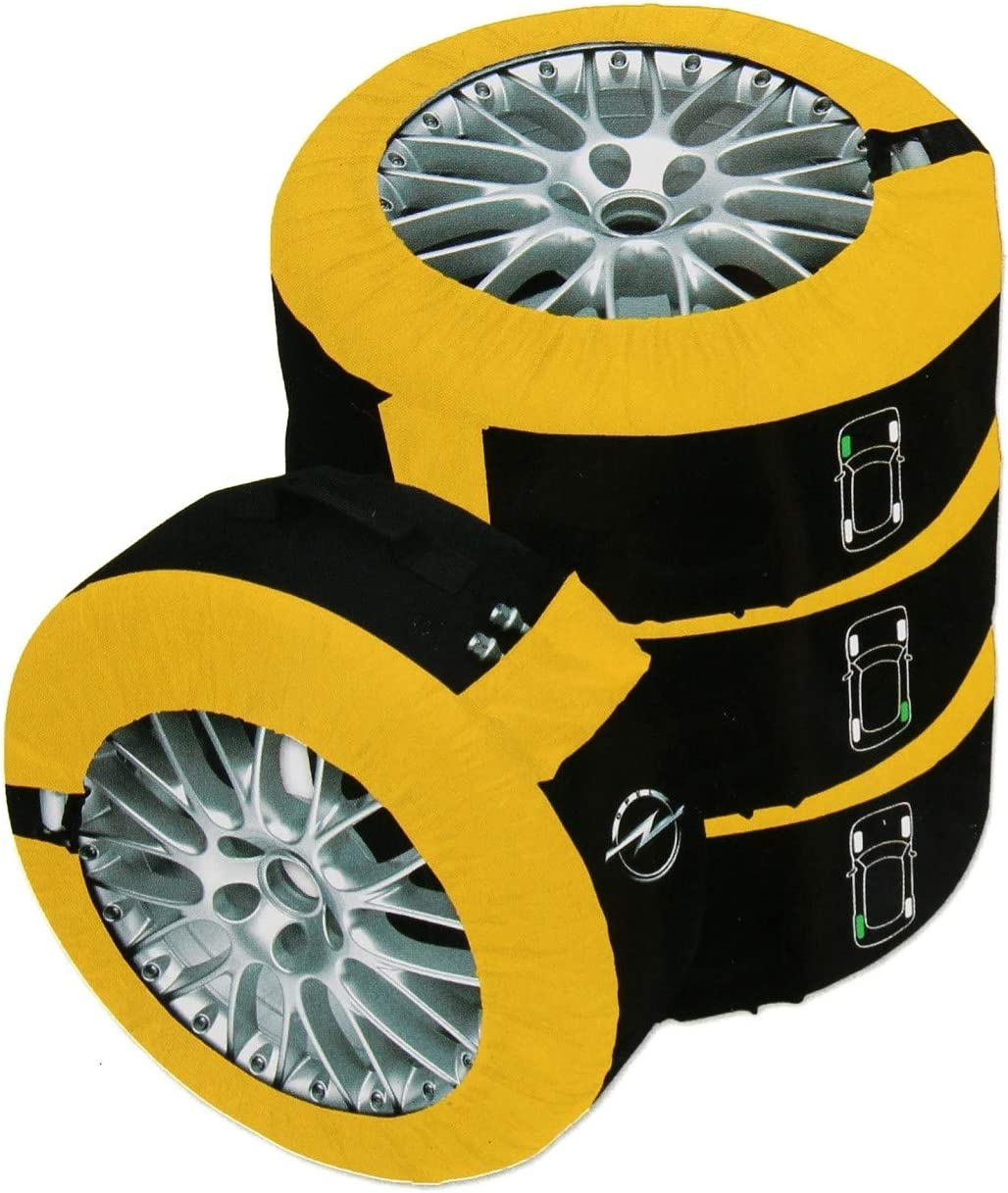Opel Set 4 Borse custodie per gomme Pneumatici Originali Taglia XL per SUV e Ruote da 19 a 20 95599243