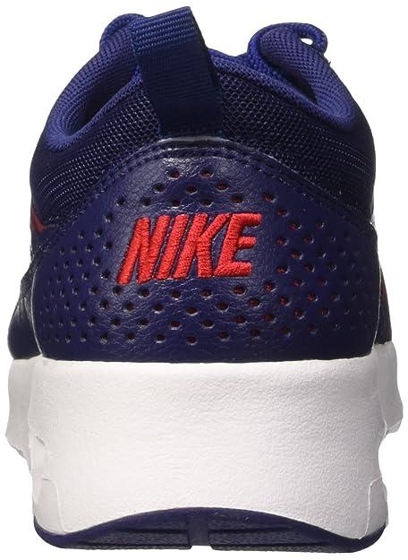 sale retailer 57a2d fbbff Nike Damen WMNS Air Max Thea Print Sneakers blau  Amazon.de  Schuhe    Handtaschen