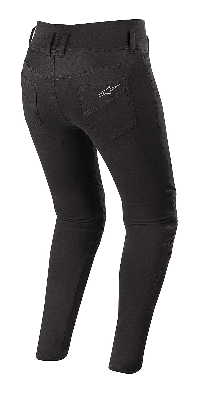 Extra Large, Black Banshee Womens Protective Motorcycle Leggings