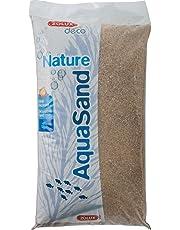 Zolux Ghiaia Naturale per Acquario Sabbia di Fiume di 1a 4mm di granulométrie–12kg