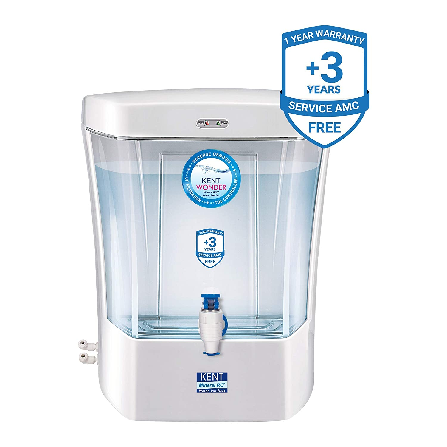 86b6d2999 KENT Wonder 7-Litres Wall-mounted   Counter-top RO Water Purifier ...