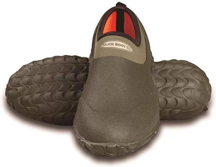 ee75db8d3baf6 Amazon.com | The Original MuckBoots Unisex Edgewater Camp Shoe, Moss ...