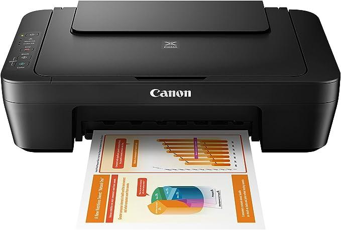 Impresora Multifuncional Canon PIXMA MG2550S Negra de inyección de ...