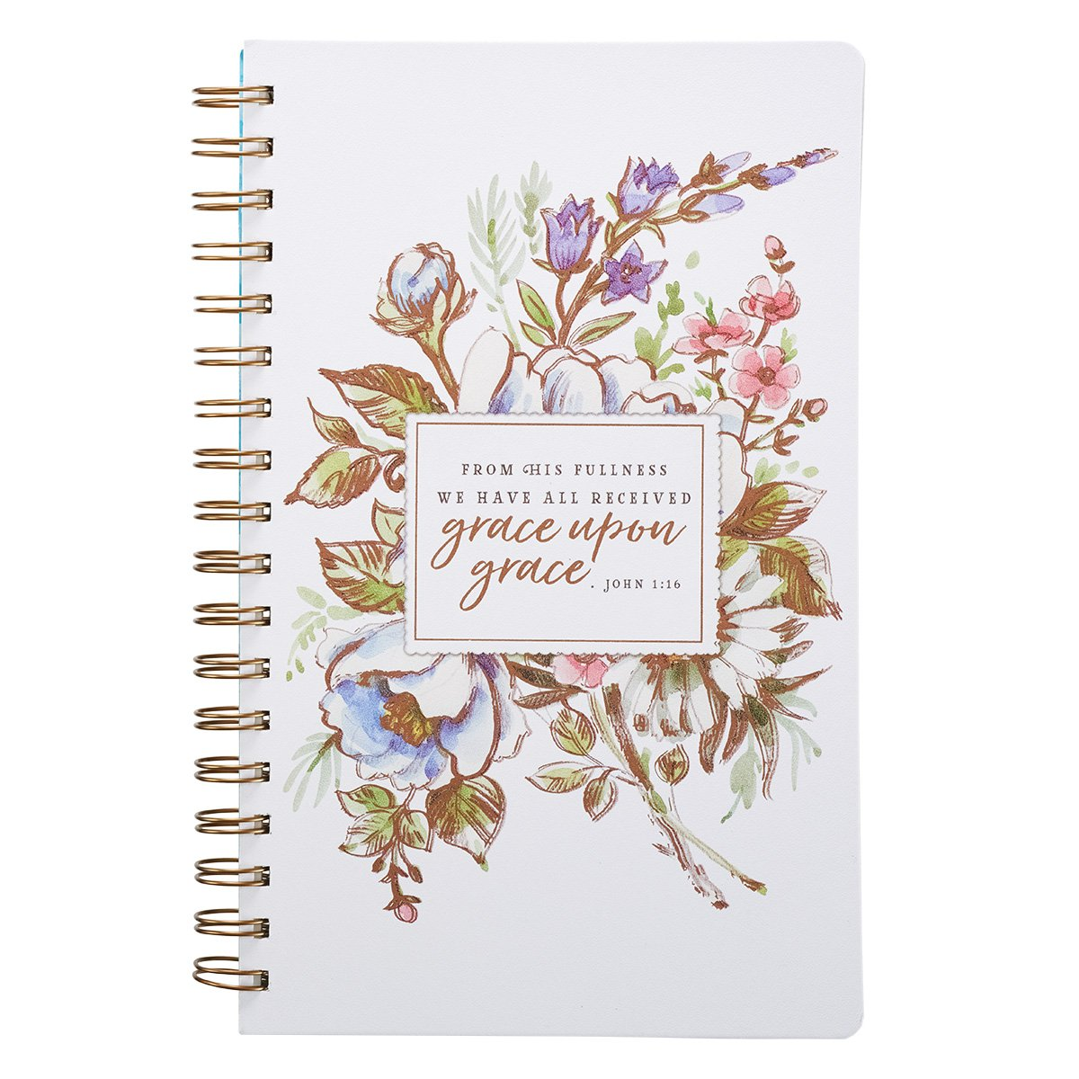 Journal Lux-Leather Flexcover Wirebound Grace Upon Grace pdf