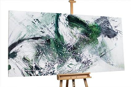 KunstLoft® Extravagante cuadro al óleo \'Um jeden Preis\' 200x100cm ...