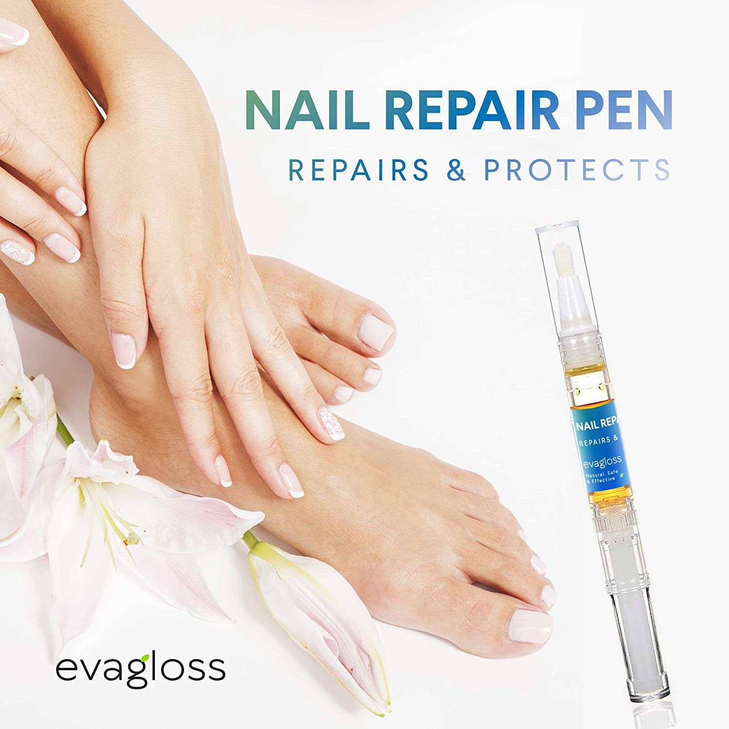Fungus Stop Nail Repair Pen  Fungus Nail Care on Toenails  Fingernails Strengthen and Repairs