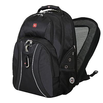 85%OFF SwissGear Scansmart Laptop Backpack (Black)