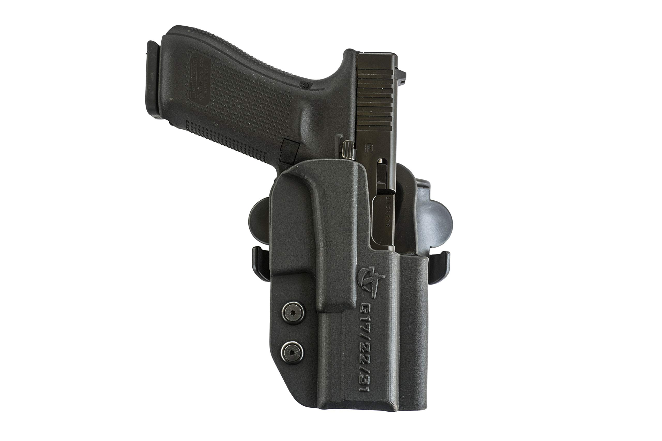 COMP-TAC.COM International - Sig P320 x-Five Carry Size Right - Black by COMP-TAC.COM