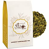 The Indian Chai - Licorice Mulethi Zing Ayurvedic Tea for Immunity and Stress 100g