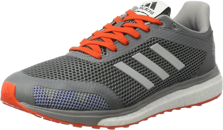 Adidas Response + M, Zapatillas para Hombre, Gris (Grivis/Plamet/Energi), 50 EU: Amazon.es: Zapatos y complementos