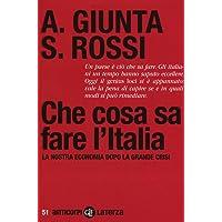Che cosa sa fare l'Italia. La nostra economia dopo la grande crisi